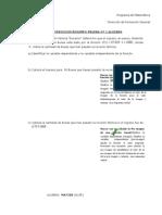 Apuntes Guía Resumen de Algebra