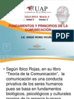 3. Fundamentos y Principios de La Comunicación