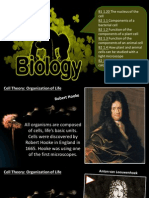 GCSE Biology Week 2 - Cells