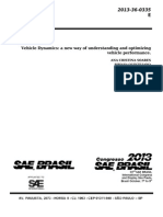 Vehicle Dynamics a New Way of Understanding and Optimizing Vehicle Performance