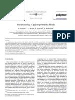 Fire Retardancy of Pp