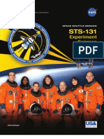 NASA Space Shuttle STS-131 Press Kit