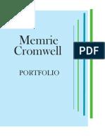 Memrie Cromwell Portfolio
