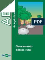 Saneamento Rural EMBRAPA