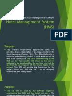 Hotel Management System Final