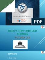 Ba*8jaj LED Highbay GIII