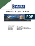 SafeVision Standalone v.2.0 Guide