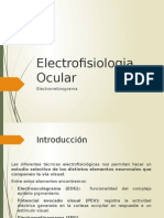 Electrofisiologia Ocular ERG