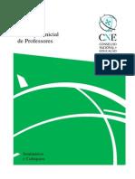 Formação Inicial Professores (2015)