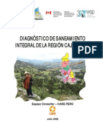 Regional Diagnosis - Cajamarca CARE