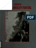 Lessons in Chinese Landscape Painting