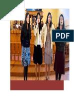 cuarteto femenino