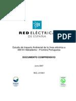 EIA Línea Aléctrica España