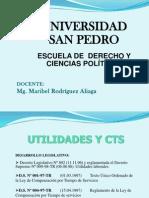 Derecho Laboral 12 - Utilidades y Cts