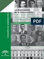 Libro Alcaldes Cadiz Volumen i