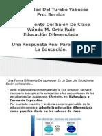educacion diferenciada