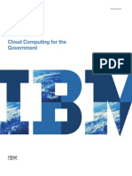 Cloud Computing for the Government Whitepaper IBM Nirupam Srivastava