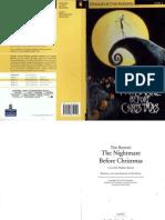 Nightmare Before Christmas Book