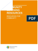 Community Learning Resources