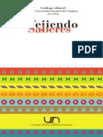 Catalogo UNAL 2013-2014