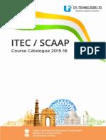 Itec Scaap Brochure 2015 16