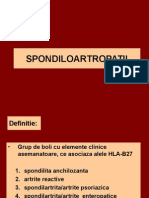 Artrite Seronegative, Artroze, Osteoporoza 2014