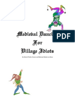 Medieval Dance for Village Idiots