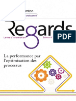La Performance Par l'Optimisation Des Processus