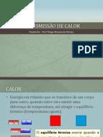 03_Processos de Transmissão de Calor