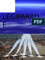 MR Spectacol Aerian - Legiparade