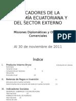 EconomiaEcuatorianaNov11