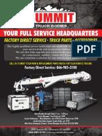 Service Department Flyer