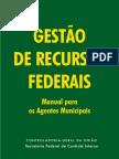 Cartilha Gestao Recursos Federais - CGU