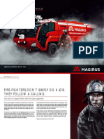 Brochures Magirus Airport Fire Fightting Vehicles