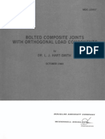 bolted composite joints by hart smith