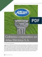 212 Gobierno Corporativo en Atlas Electrica s.a.
