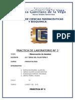 PRÁCTICA Nº 3 Parasitologis