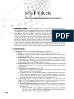 Chapter 17 Sterile Products