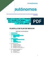 11-Modelo de Plan de Negocio