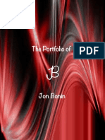 Projec 9 Jon Bonin