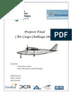 Relatorio Do Projecto Final Do Air Cargo