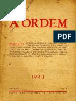 A Ordem Agosto 1943