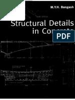 Bangash - Structural Details in Concrete MegaEngLib.com