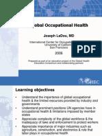 42 Global Occupational Health FINAL