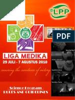 Ligamedika2010 Science Program Rules