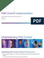 Lecture 12 - Path Control Implementation Part 1
