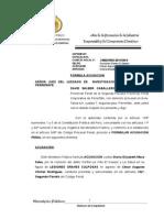 Caso 526 2014 Acusacion Lesiones Graves Culposas Mozo Saba