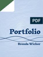 P9 Brenda Wicker Portfolio
