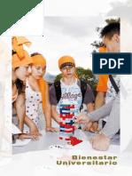 Revista Brochure Bienestra Universitariodddddd
