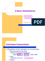 Acid-base Disturbances (3)